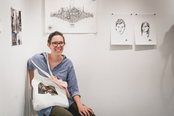 Curator - Jacqueline Mcleish